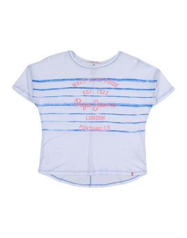 Pepe Jeans T Shirt Girl 9 16 Years Online On Yoox United States