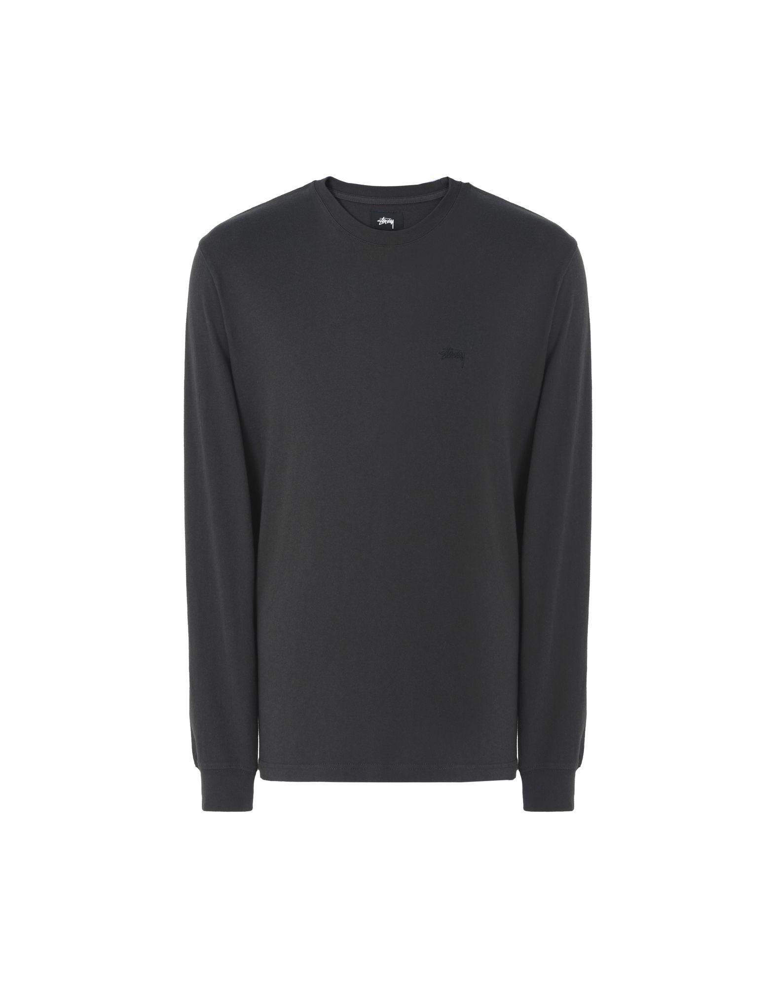 T-Shirt Stussy Stock Ls Jersey - herren - 12162053IJ