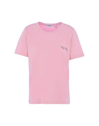 Essentiel Antwerp Pushme Trykte T-skjorte Camiseta gratis frakt salg Pz6WKHxsn
