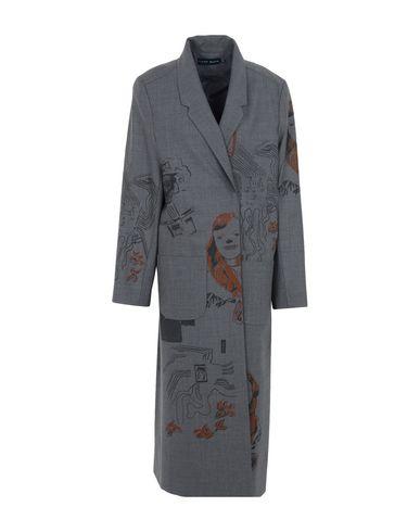 CLAIRE BARROW Coat in Grey
