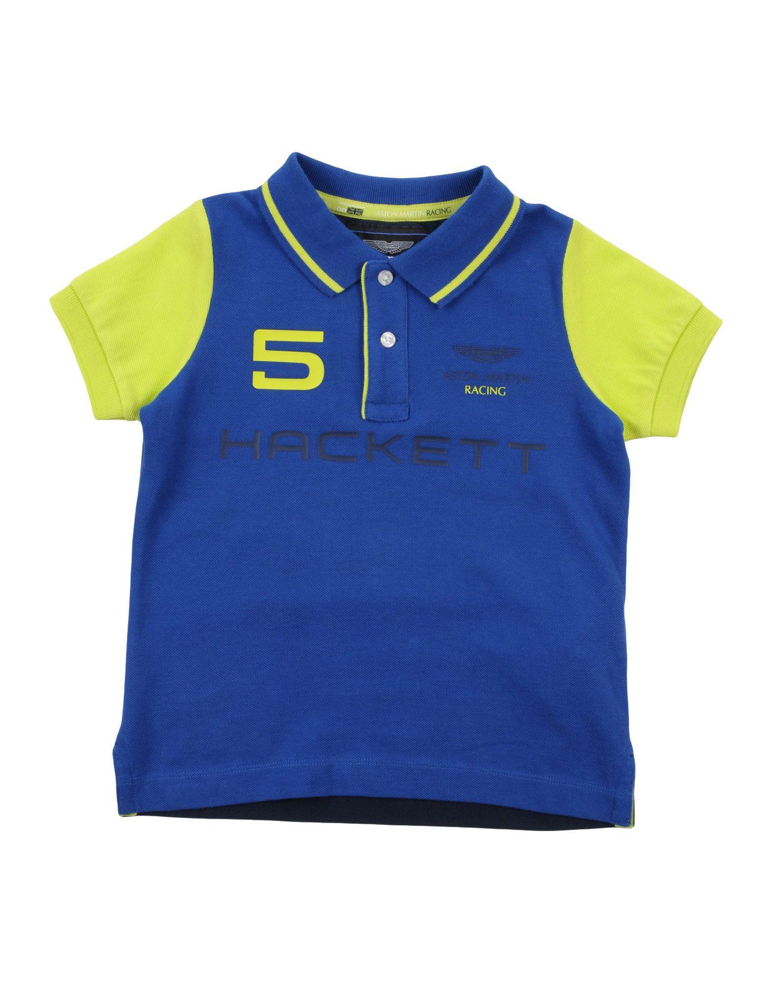 aston martin racinghackett polo shirt boy 3-8 years online on