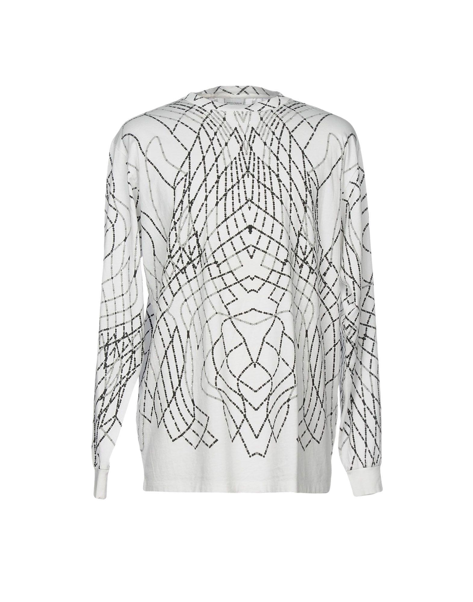 T-Shirt Marcelo Burlon - Uomo - Burlon 12162899RU 611a07