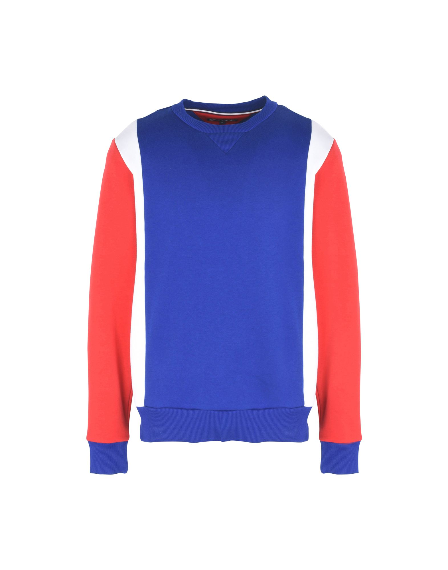 Felpa Tommy Hilfiger Vertical Cut Sewn Sweatshirt - Uomo - Acquista online su