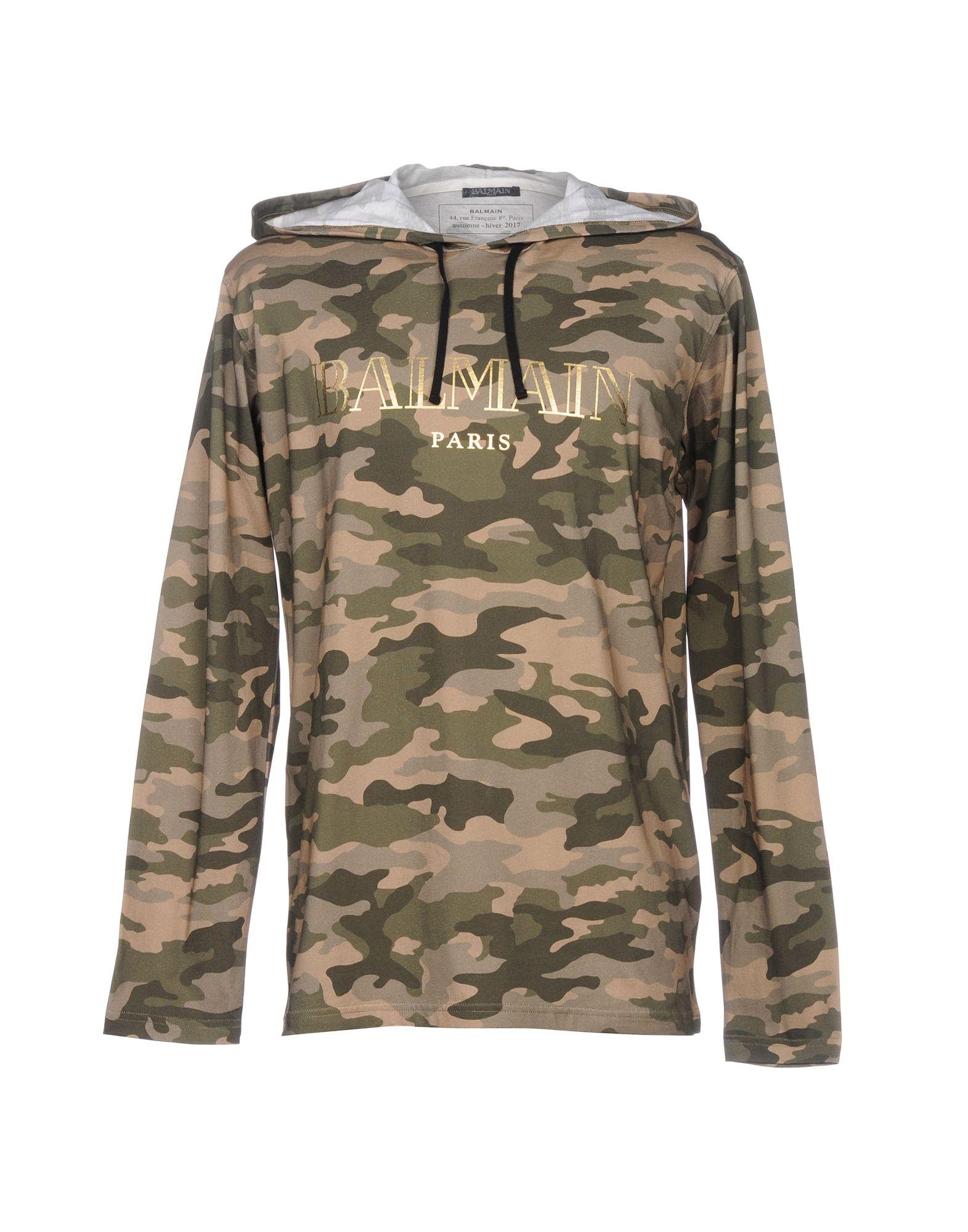 98e0692f Balmain T-Shirt - Men Balmain T-Shirts online on YOOX Romania ...