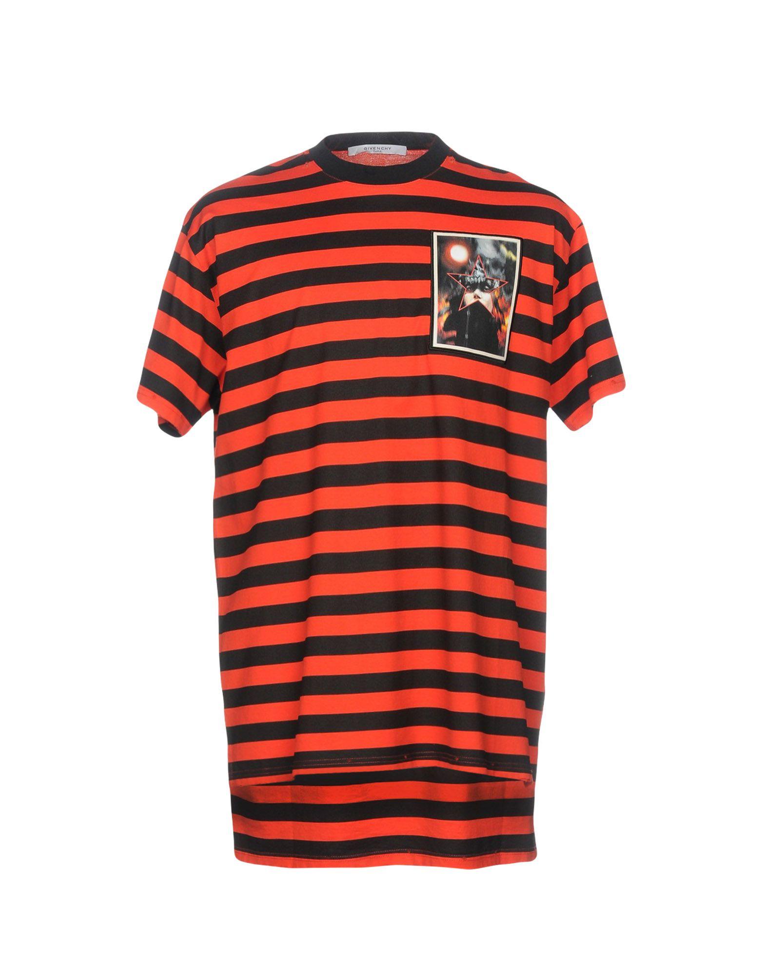 T-Shirt Givenchy herren - 12163125TE