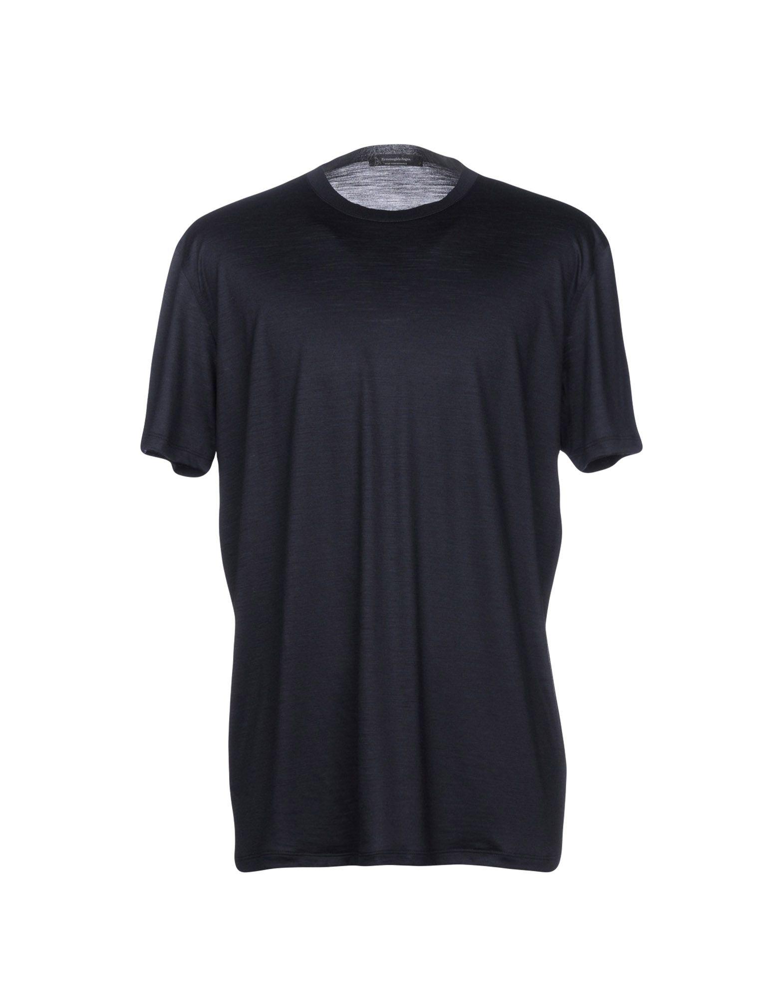 T-Shirt Ermenegildo Zegna Uomo - Acquista online su