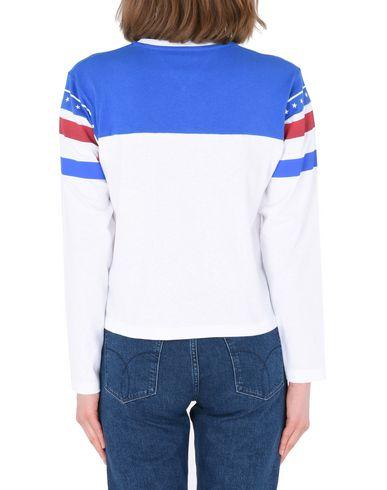 TOMMY JEANS TJW NEW YORK RACING LONGSLEEVE T-Shirt Günstig Kaufen Billig uwA75gy