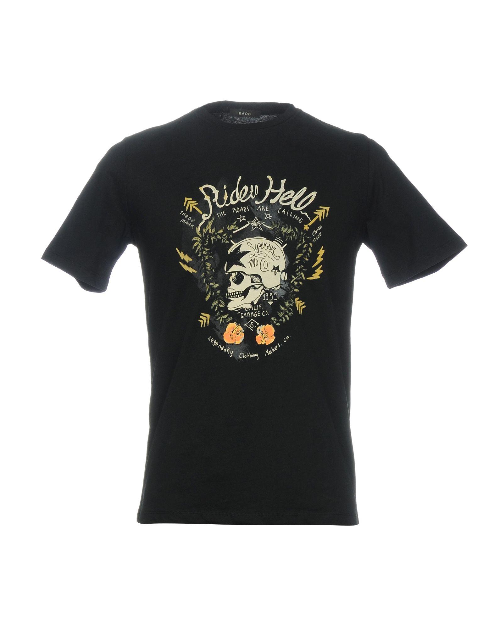 Kaos T Shirts For Men And Tops Yoox Aj