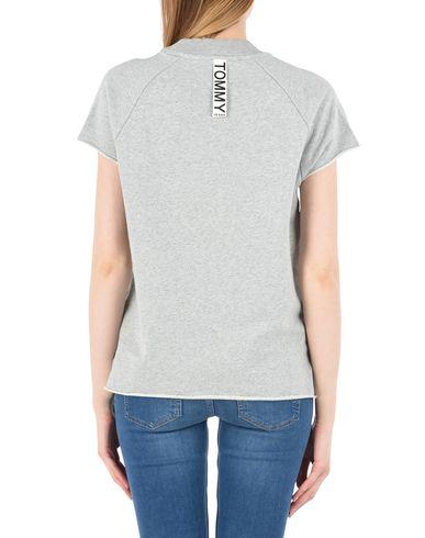 TOMMY JEANS TJW OVERDYED SHORTSLEEVE SWEAT Camiseta