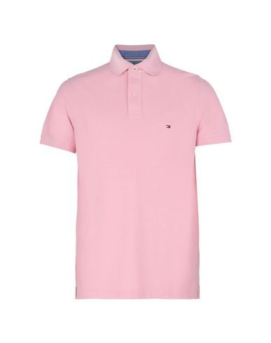 5ce5259234478 Polo Tommy Hilfiger Hilfiger Slim Polo - Homme - Polos Tommy ...