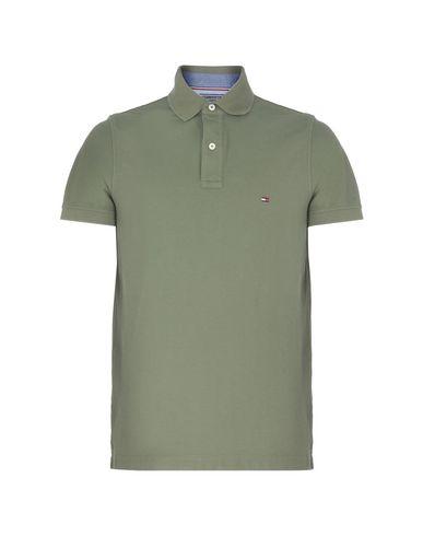 Tommy Hilfiger Hilfiger Slim Polo - Poloshirt Herren - Poloshirts ... cd15520ef6