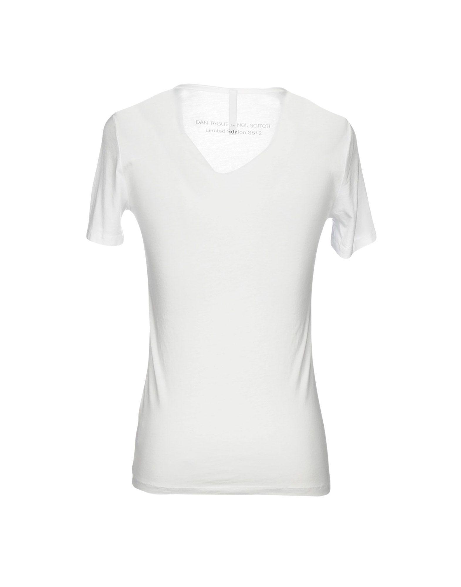 T-Shirt Neil Barrett Uomo Uomo Barrett - 12164400DT 968e75
