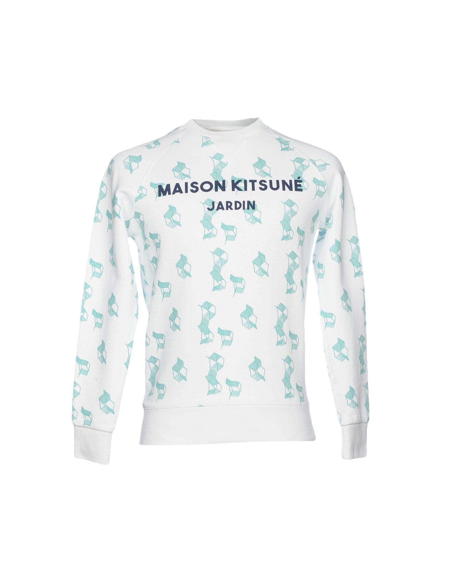 Felpa Maison Kitsuné Uomo - Acquista online su