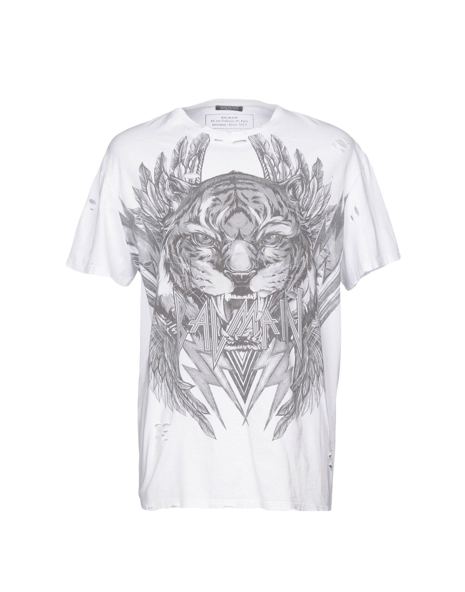 T-Shirt Balmain Donna - Acquista online su