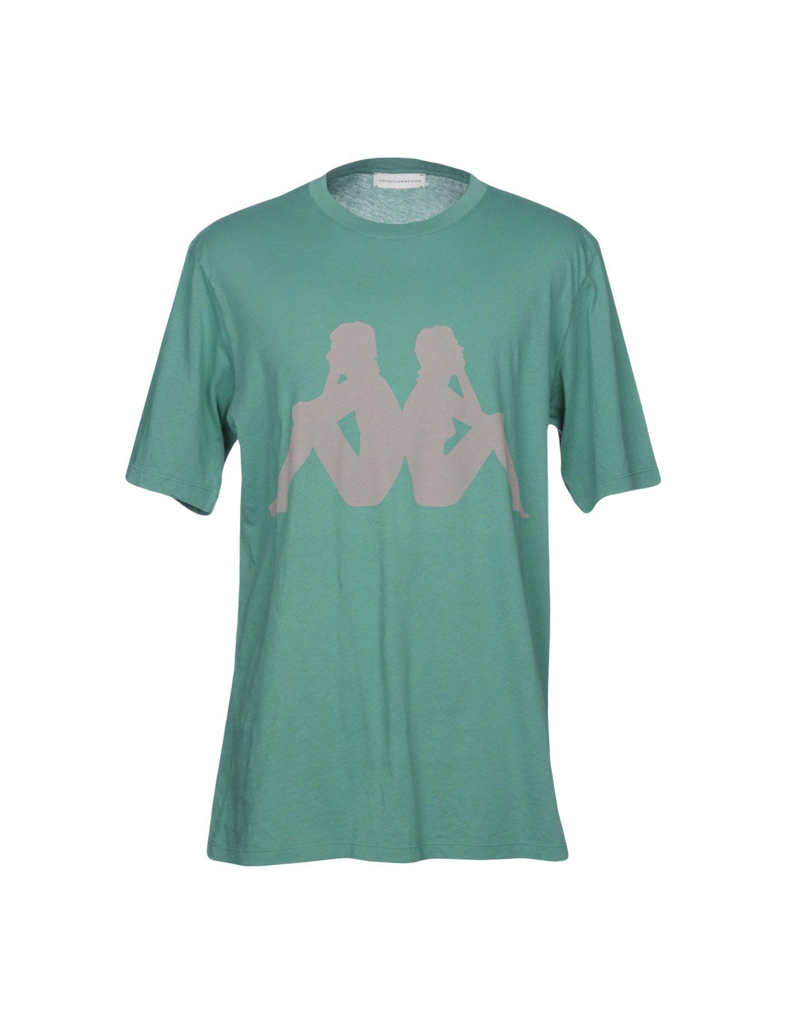 T-Shirt Kappa X Faith Connexion Donna - Acquista online su