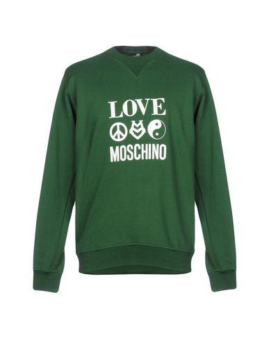LOVE MOSCHINO Sweatshirt Freiheit Ausgezeichnet Zum Verkauf Günstigen Preis 4NrpQ