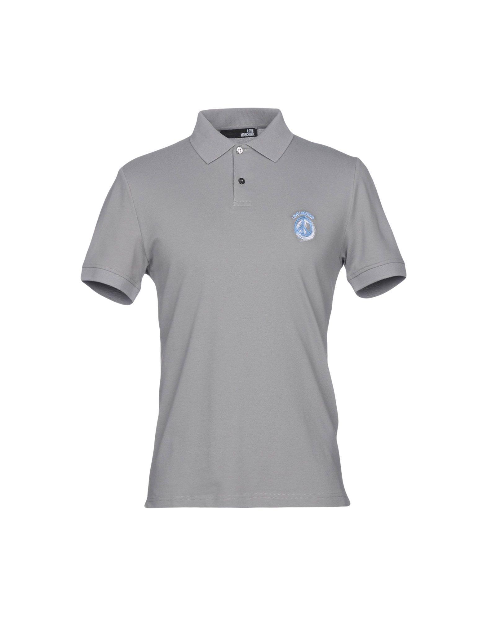 8255919ba Love Moschino Polo Shirt - Men Love Moschino Polo Shirts online on ...