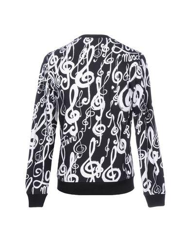 Love Bleu Sweat Moschino Foncé shirt AXZXqxw1