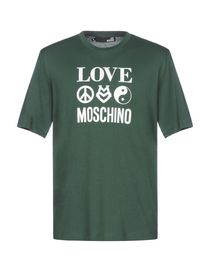 Moschino Hombre - Camisetas   Tops Moschino - YOOX 05d489401c6d4