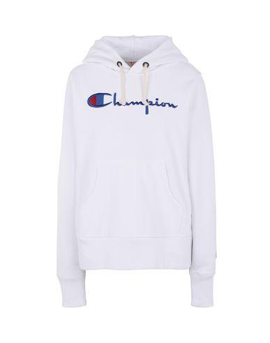2127d0d36cf CHAMPION REVERSE WEAVE. LOGO CHAMPION HOODED SWEATSHIRT. Technical  sweatshirts and sweaters