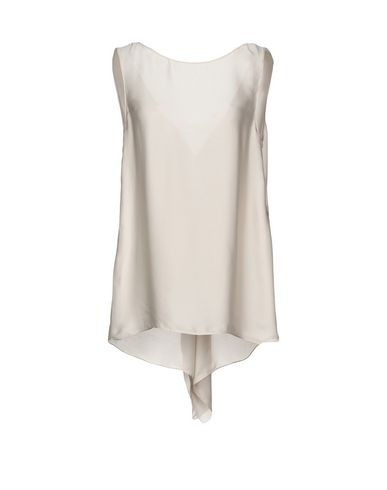 stella-mccartney-silk-top---t-shirts-and-tops-d by stella-mccartney