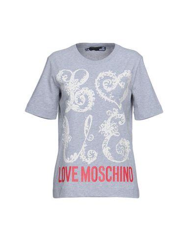 T-Shirt Love Moschino Donna - Acquista online su YOOX - 12166262KC d4a54b40312