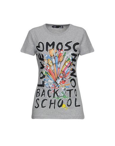Clair Gris Moschino T Love shirt Pq70UIxxnw