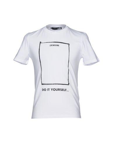 Camiseta Do It Yourself de Love Moschino Love Moschino 4cueo
