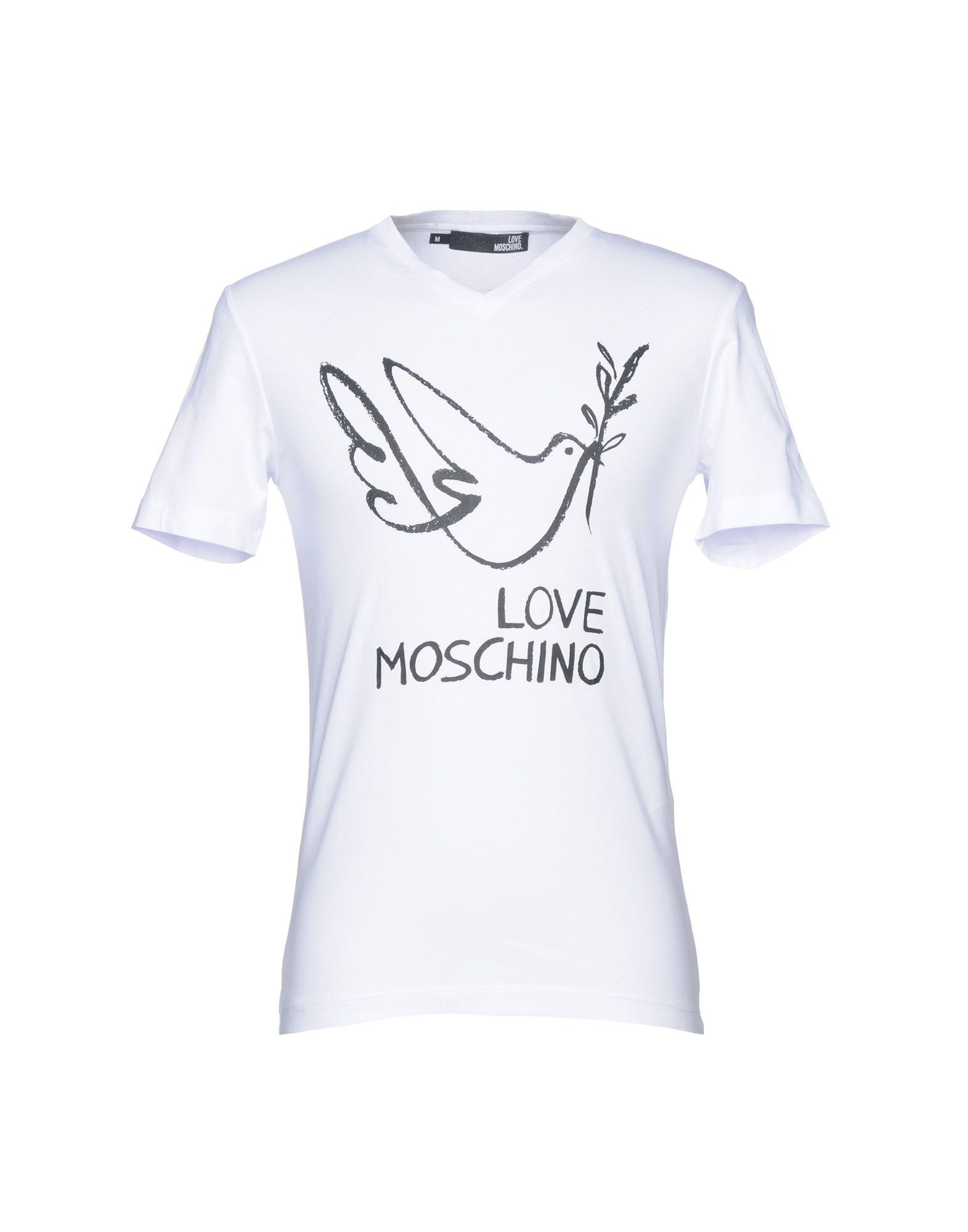 T-Shirt Love Moschino Uomo - - Uomo 12166360QG 8494c4