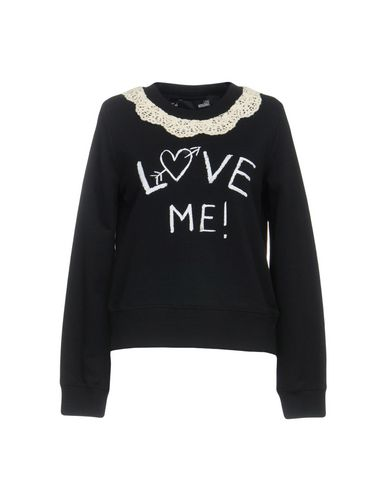 nuovi stili 04e0b 4552a LOVE MOSCHINO Felpa - Maglie e Felpe | YOOX.COM