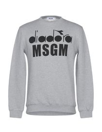 T Shirt E Top Uomo Msgm X Diadora Collezione Primavera