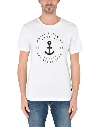 kjøpe billig Manchester Makia Aweigh T-skjorte Camiseta gratis frakt real nytt for salg 0NBc7B4RIA
