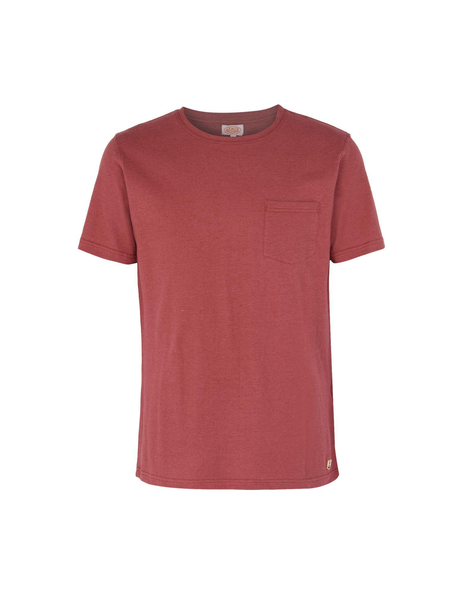 T-Shirt Armor-Lux T-Shirt Mc Heritage Heritage Mc - Uomo - 12167451JF 23aaba