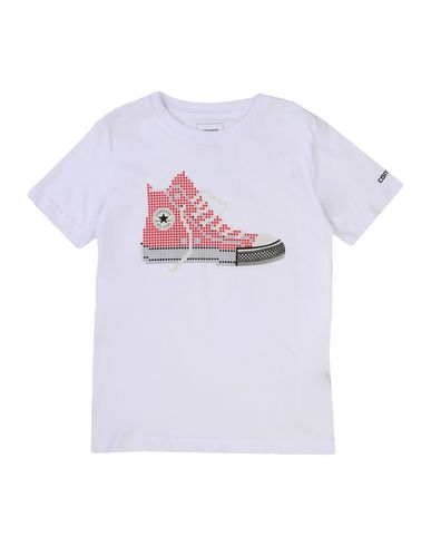 5477b01ecaa9 Converse All Star T-Shirt Boy 3-8 years online on YOOX Poland