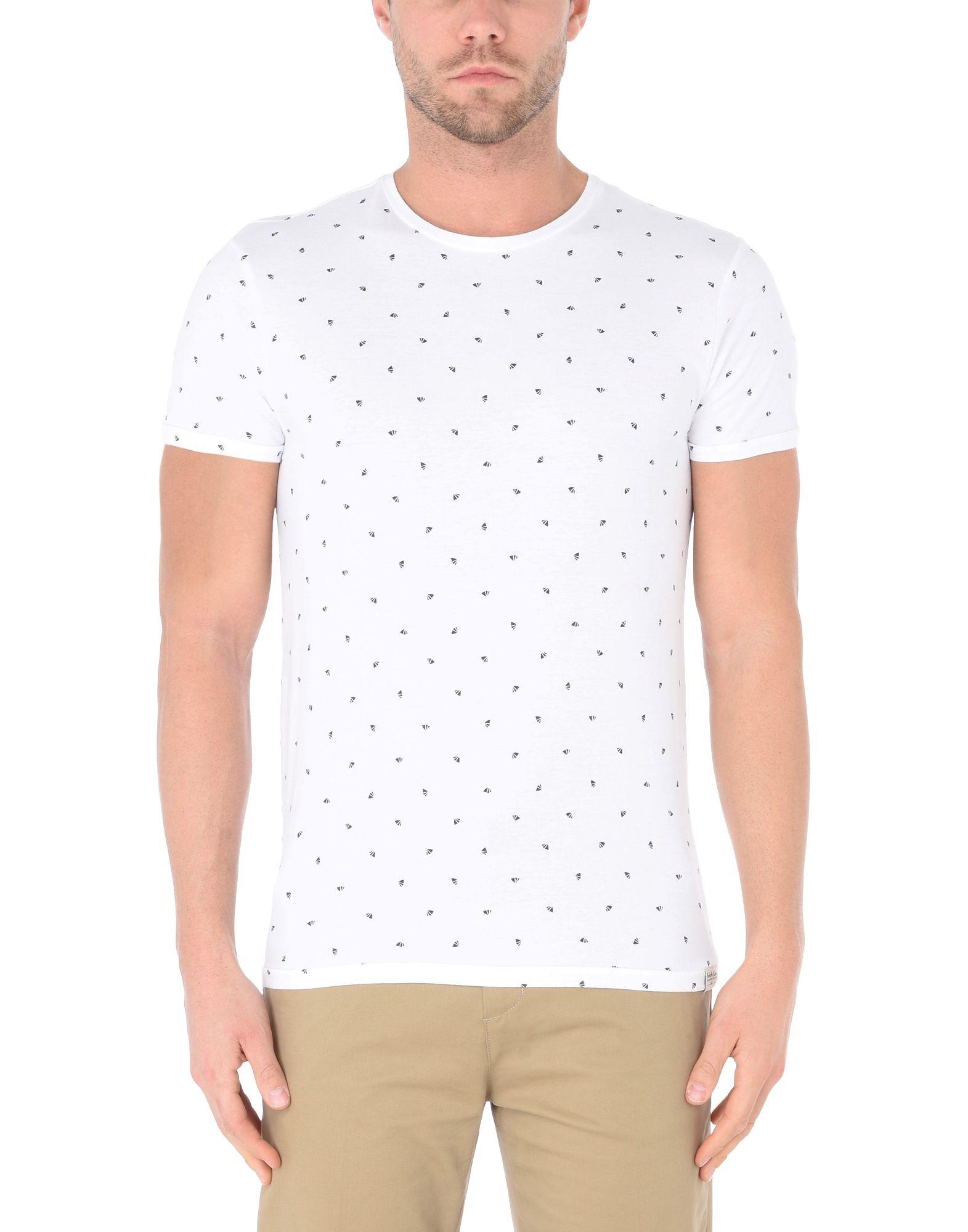T-Shirt Scotch & Soda Uomo Uomo Soda - 12167945FE ee36bb