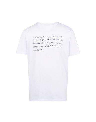WOOD WOOD Near the Sea T-shirt Mens graphic T-shirt Camiseta