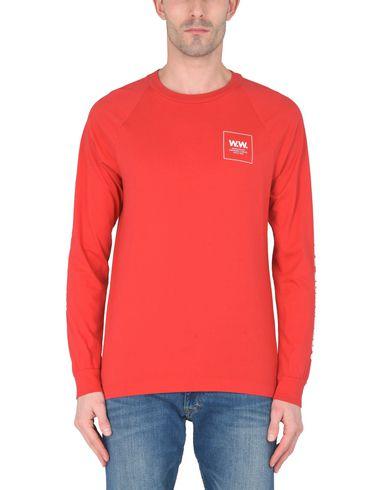WOOD WOOD Han long sleeve Mens jersey long sleeve Camiseta