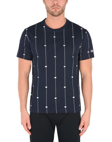 Mester Omvendt Veve Allover Crewneck T-skjorten Camiseta klaring online ebay bdPbF