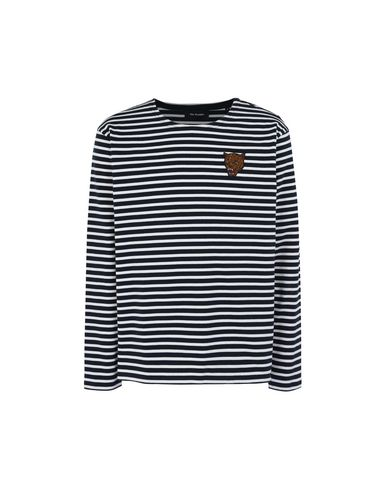 THE KOOPLES LONG-SLEEVE STRIPED T-SHIRT Camiseta