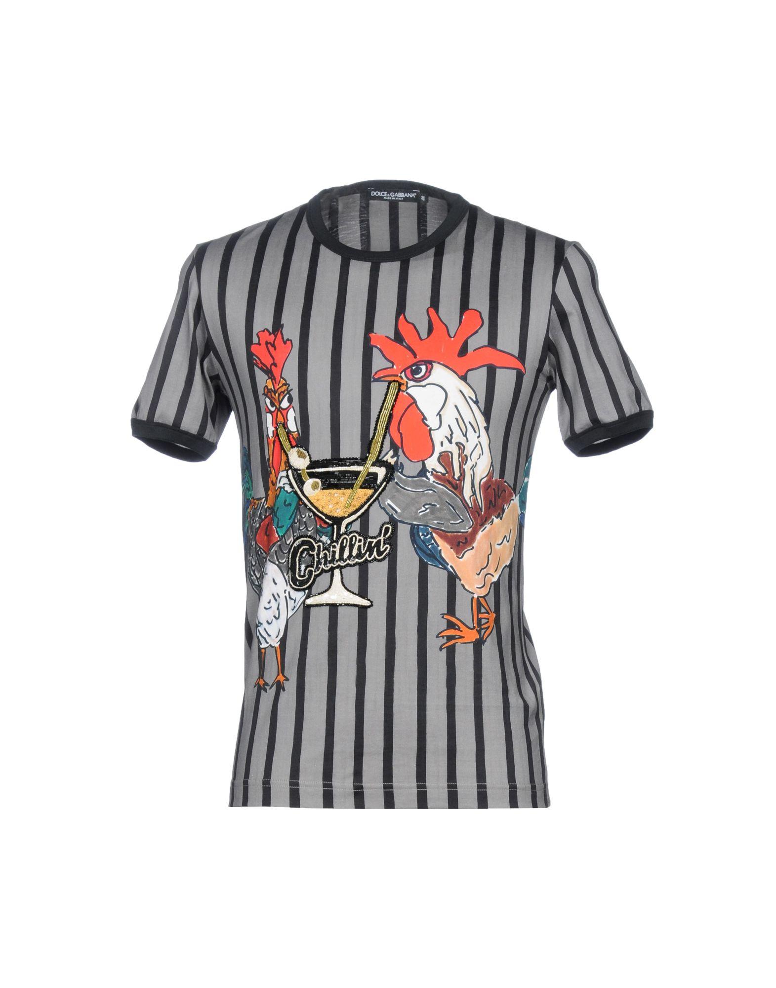 T-Shirt Dolce & Gabbana Donna - Acquista online su