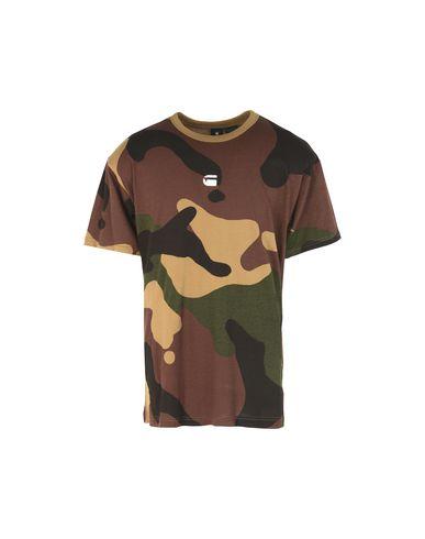 genuine shoes pre order best shoes G-STAR RAW Camiseta - Camisetas & Tops | YOOX.COM