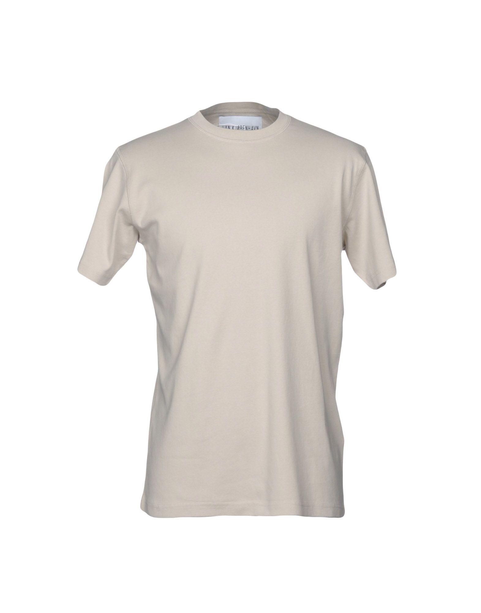 T-Shirt Han Han Han Kj benhavn Uomo - 12168747QA fc7af9