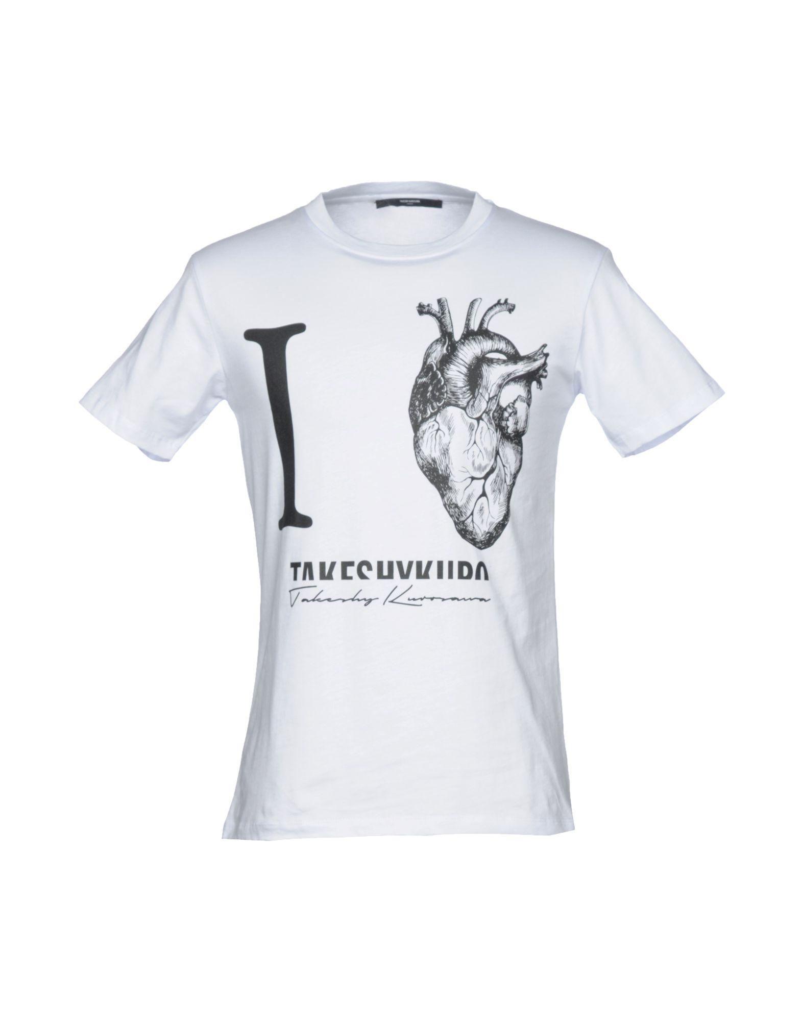 T-Shirt Takeshy Kurosawa Kurosawa Takeshy Uomo - 12168966KA e74cd9