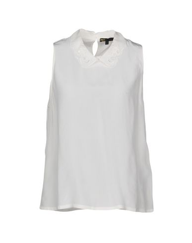 Maje Silk Top   T Shirts And Tops by Maje