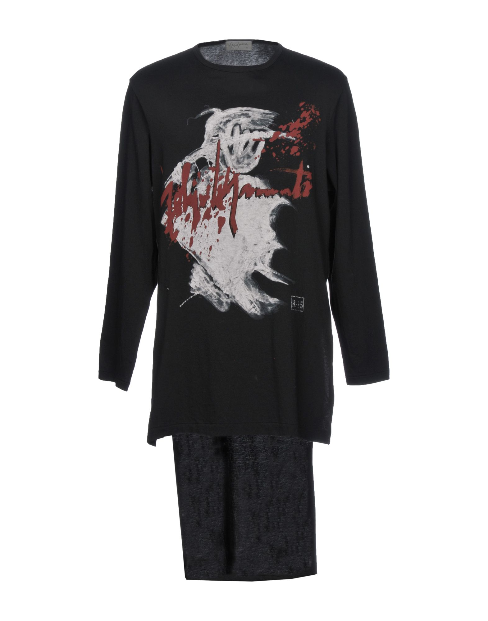 T-Shirt Yohji Yamamoto Pour Homme Donna - Acquista online su