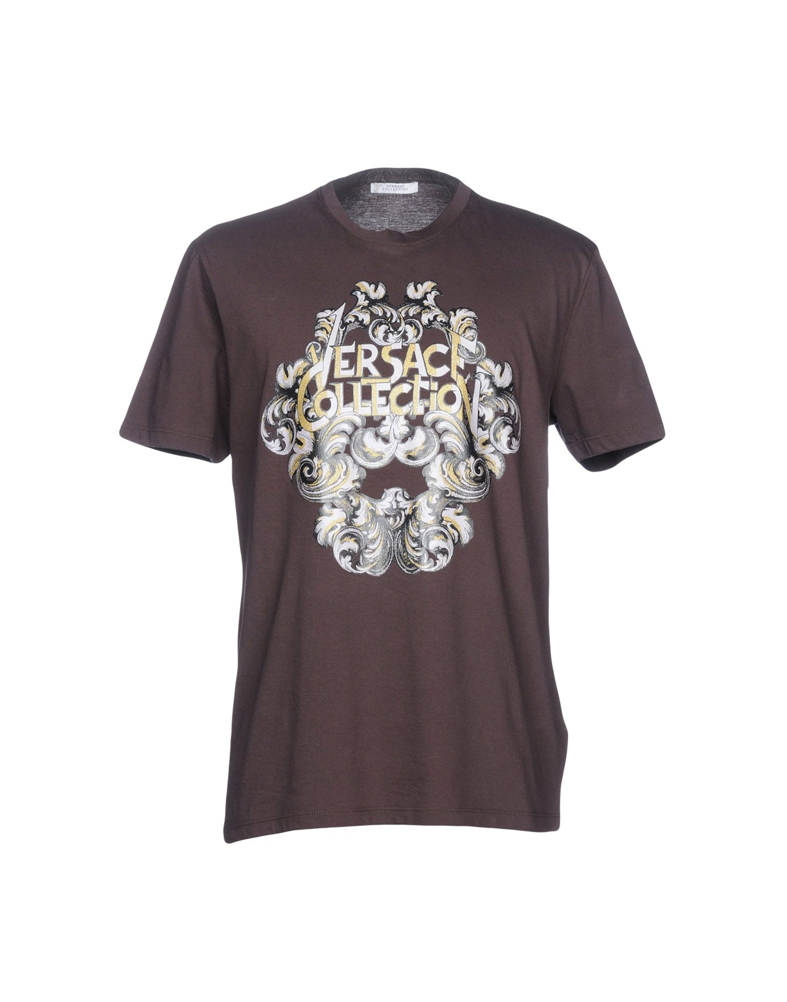 T-Shirt Versace Versace T-Shirt Collection Uomo - 12170012VE 150dc5