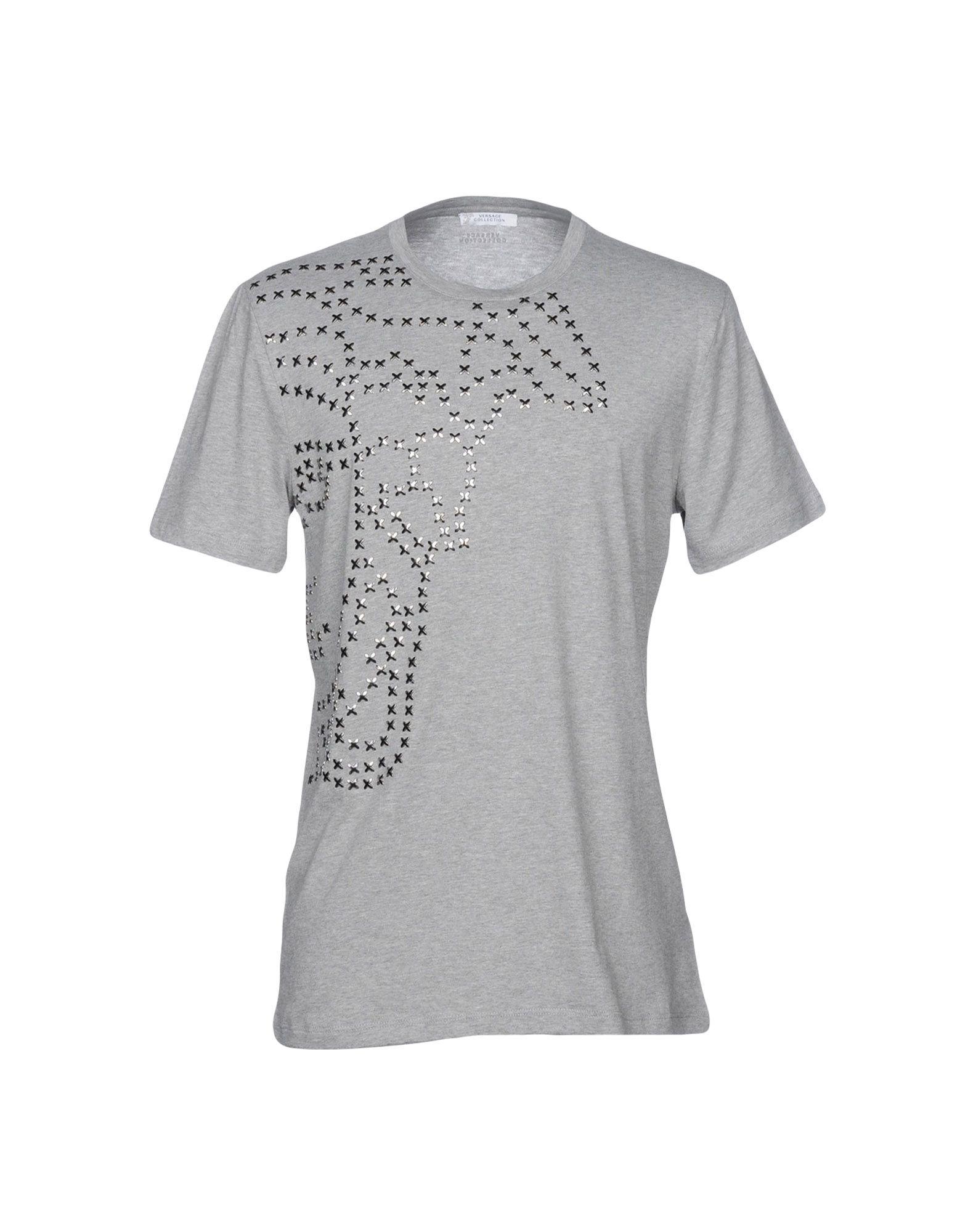 5767676752 T-Shirt Versace Collection 12170105XN Uomo - ouzqxs1267-VERSACE ...