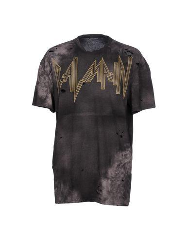 91a244db04 Balmain T-Shirt - Men Balmain T-Shirts online on YOOX United States ...