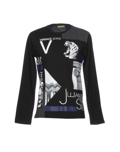 3c09f52a Versace Jeans T-Shirt - Men Versace Jeans T-Shirts online on YOOX ...