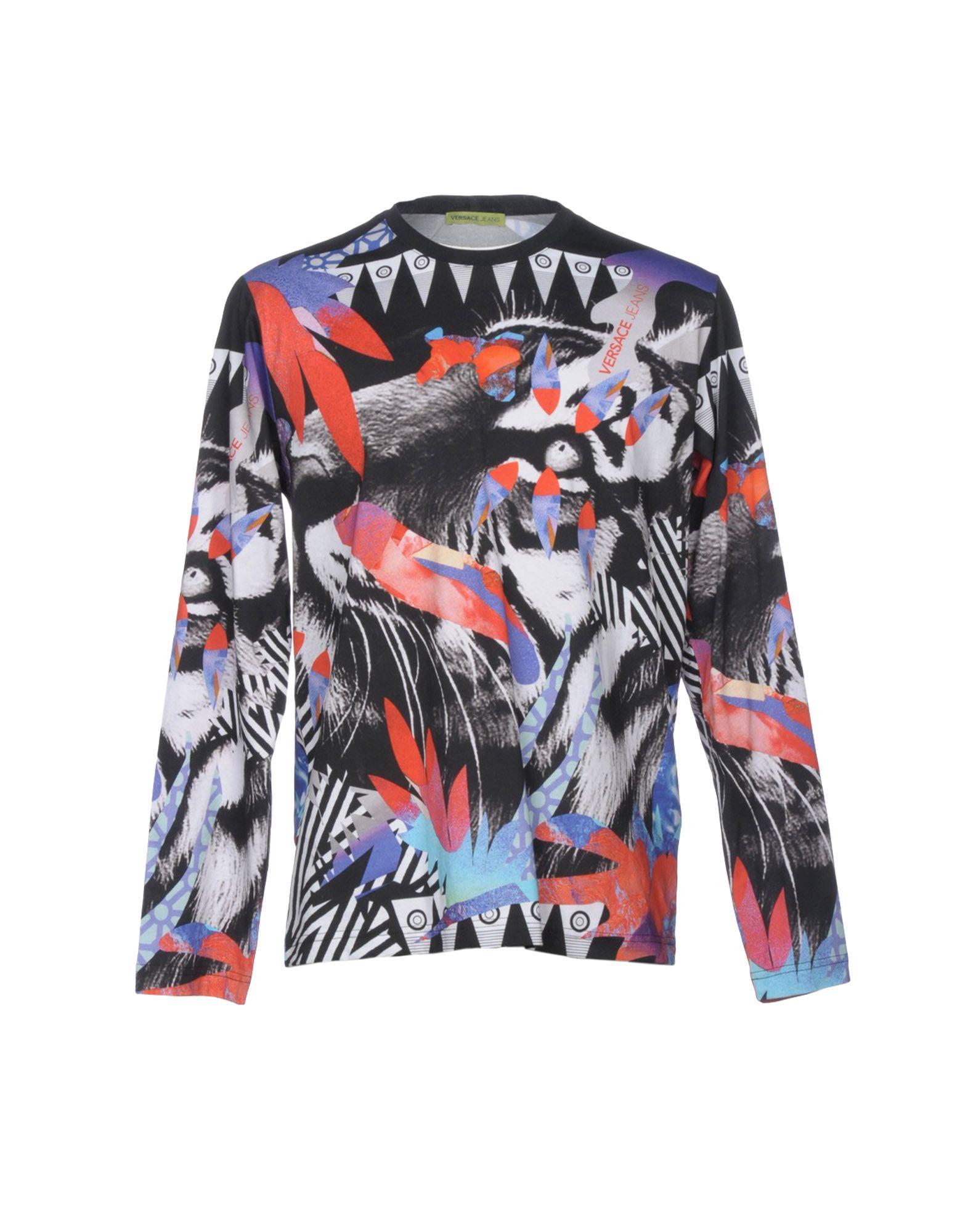 T-Shirt 12171310RF Versace Jeans Uomo - 12171310RF T-Shirt 4782e2